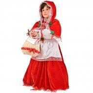Costume Cappuccetto Rosso Luxury