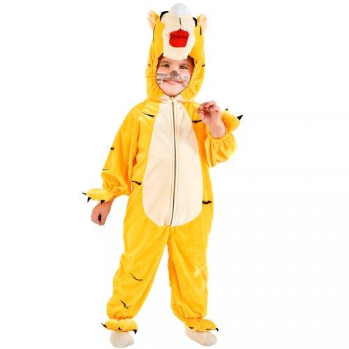 Costume Tigre Velluto
