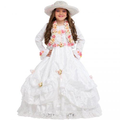 Costume Principessa con Rose Luxury