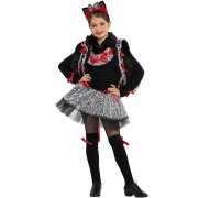 Travestimento Miss Cat Lusso 9-10 anni