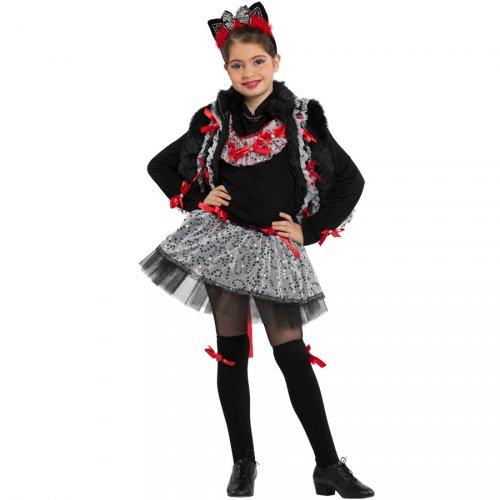 Costume Miss Cat Luxury