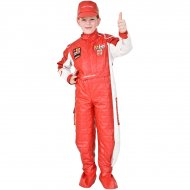 Costume Pilota F1 Luxury