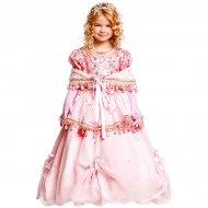 Costume Principessa Prestigio Rosa Luxury