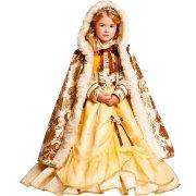Travestimento Principessa Belle Lusso 9-10 anni