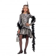 Travestimento Miss Cabaret 9-10 anni