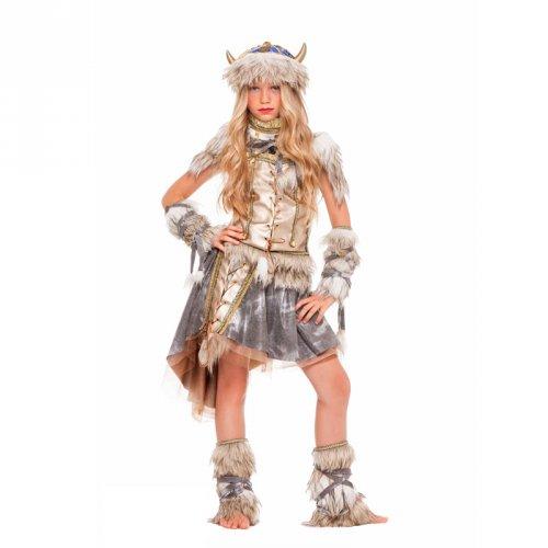 Costume Guerriera Vichinga - Luxury