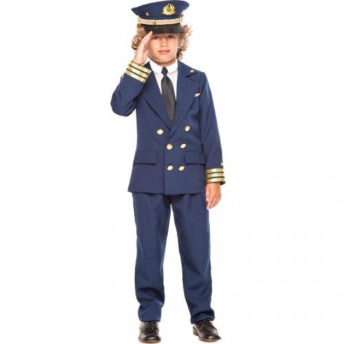 Costume Pilota Luxury