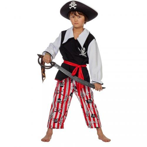 Costume Pirata Isola del Tesoro