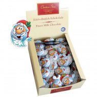 1 Testa di Babbo Natale al cioccolato (12 g)