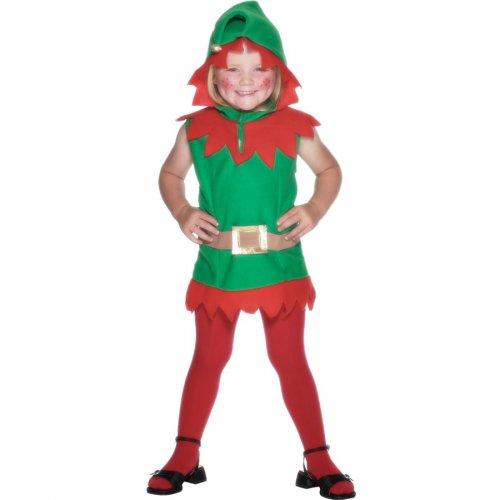 Costume Elfo (Bambino) - Taglia Unica