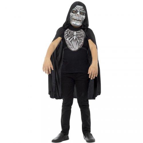 Kit Reaper Bambino - Maschera + gabbia toracica