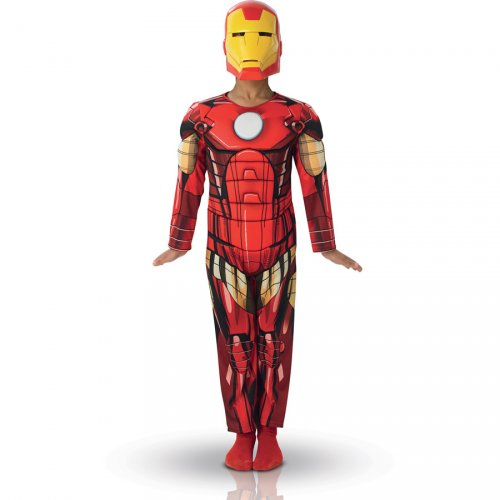 Costume Iron Man Avengers Luxury