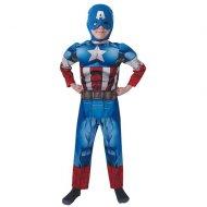 Costume Capitan America Avengers Assemble Luxury