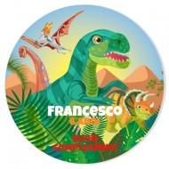 Fotocroc da personalizzare - Dino T-Rex
