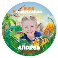 Fotocroc da personalizzare - Dino T-Rex foto