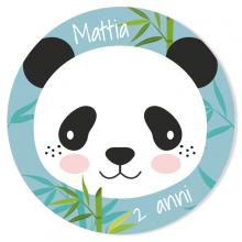 Fotocroc da personalizzare - Panda