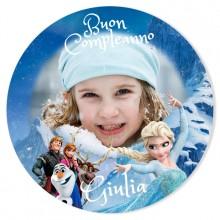 Fotocroc da personalizzare - Frozen 2 foto