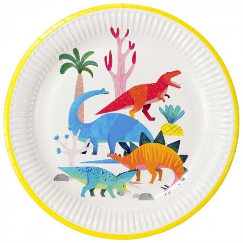 Party box Dino Colors formato grande