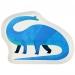 Party box Funny Dino formato Maxi. n°1