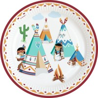Tema compleanno Indiani e Tepee per il compleanno del tuo bambino