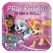 Party box Paw Patrol Rosa