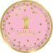 Party box Royal Birthday 1 - Rosa. n°1