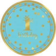 Royal Birthday 1 - Blu