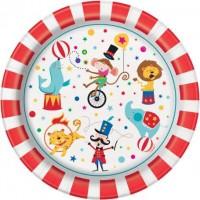 Tema compleanno Happy Circus per il compleanno del tuo bambino