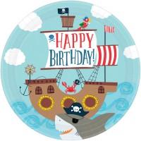Tema compleanno Pirate Birthday per il compleanno del tuo bambino