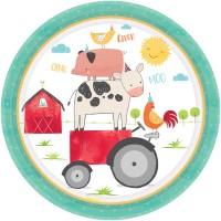Tema compleanno Barnyard - Il cortile per il compleanno del tuo bambino