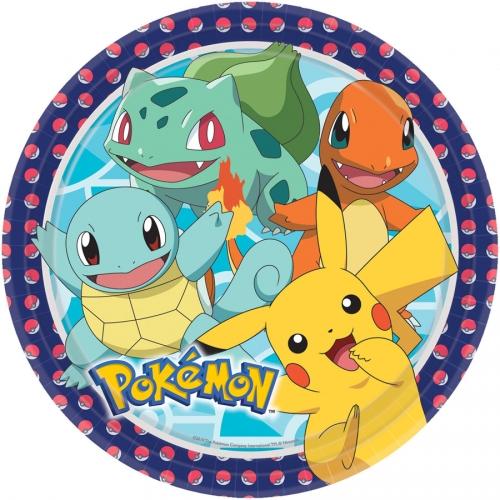 Party box Pokemon Friends formato Maxi