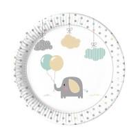 Tema compleanno Elephant Baby per il compleanno del tuo bambino