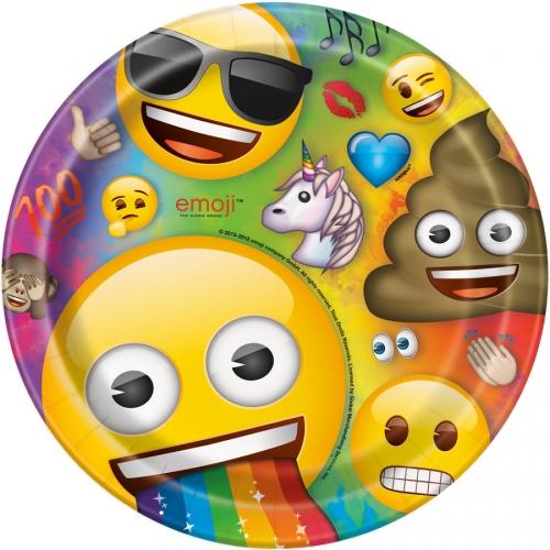 Party box Emoji Rainbow formato Mega