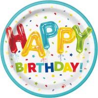 Tema compleanno Happy Birthday Fantasia per il compleanno del tuo bambino