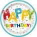 Party box Happy Birthday Fantasia formato grande. n°1
