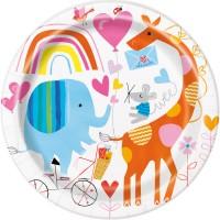 Tema compleanno ZOO Baby per il compleanno del tuo bambino