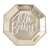 Tema compleanno Oh Baby! per il compleanno del tuo bambino