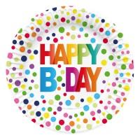 Tema compleanno Pois Rainbow per il compleanno del tuo bambino