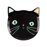 Tema compleanno Halloween - Gatto Nero per il compleanno del tuo bambino