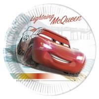 Tema compleanno Cars 3 Entrainement - Compostabile per il compleanno del tuo bambino