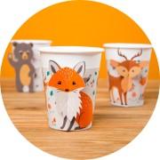 Party box Animali della Foresta