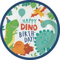 Tema compleanno Happy Dino Party per il compleanno del tuo bambino