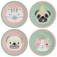 Tema compleanno Hello Pets per il compleanno del tuo bambino