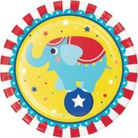 Tema compleanno Circus Party per il compleanno del tuo bambino