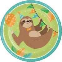 Tema compleanno Bradipo Party per il compleanno del tuo bambino