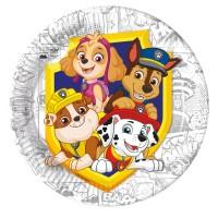 Tema compleanno PAW Patrol - Compostabile per il compleanno del tuo bambino