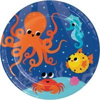 Tema compleanno Oceano per il compleanno del tuo bambino