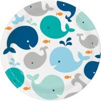 Tema compleanno Balena Blu per il compleanno del tuo bambino