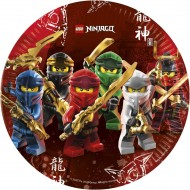 Party Box Ninjago - Compostabile