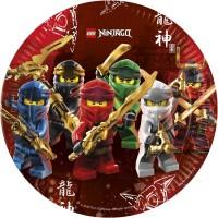 Tema compleanno Ninjago - Compostabile per il compleanno del tuo bambino